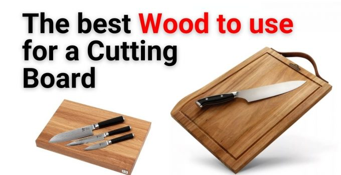 best wood to use for a cutting board